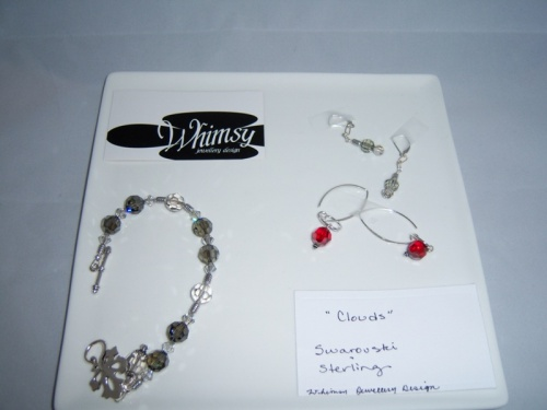MS Bracelet and Earring Set