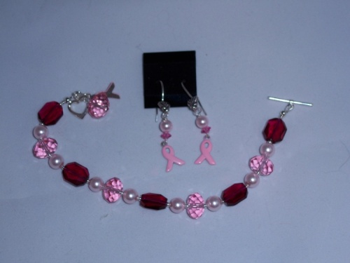 """Toward a Cure"" (Breast Cancer)"